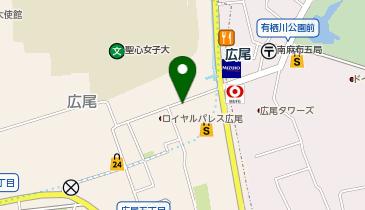 タイガー餃子軒 広尾店の地図画像