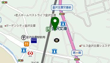 日高屋 金沢文庫東口店の地図画像