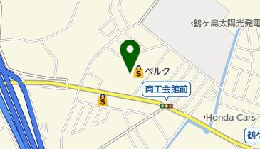 ドラッグストア マツモトキヨシ 鶴ケ丘店の地図画像