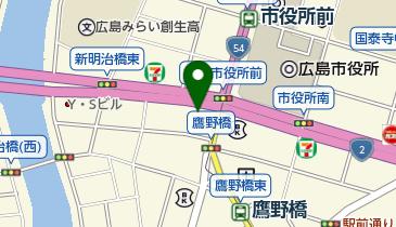 マツモトキヨシ 大手町店の地図画像