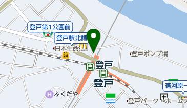 ニッポンレンタカー 登戸駅前 営業所の地図画像