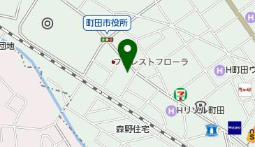 ニッポンレンタカー 町田駅前 営業所の地図画像
