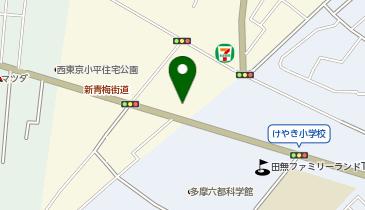 多摩2りんかんの地図画像