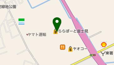 IL PINOLO PIZZA BAR ららぽーと富士見の地図画像
