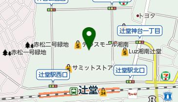 よくわかる!ほけん案内 テラスモール湘南店の地図画像