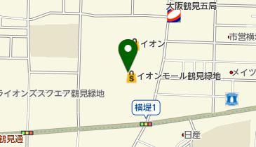 イオンのほけん相談 イオンモール鶴見緑地店の地図画像