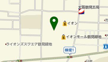 よくわかる!ほけん案内 イオンモール鶴見緑地店の地図画像