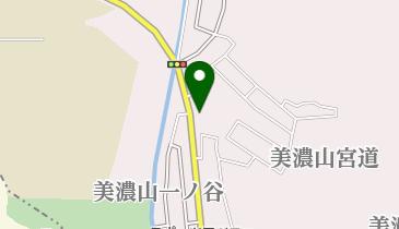 公文式八幡美濃山教室の地図画像