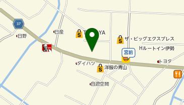 セカンドストリート伊勢小俣店の地図画像