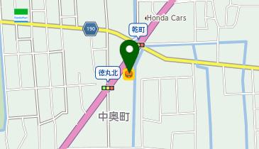 本家かまどや バイパス徳丸店の地図画像