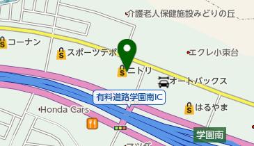 ニトリ 垂水店の地図画像