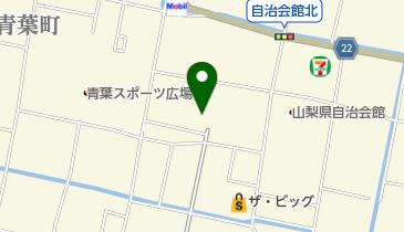 ニトリ 甲府配送センターの地図画像