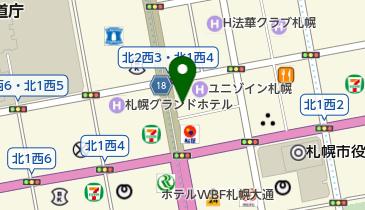 大黒屋 質札幌店の地図画像