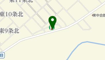 セブンイレブン 中標津東中店の地図画像