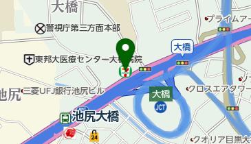 セブンイレブン 目黒大橋2丁目店の地図画像
