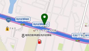運転 免許 自動車 試験場 福岡
