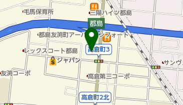 セブンイレブン 大阪友渕町3丁目店の地図画像