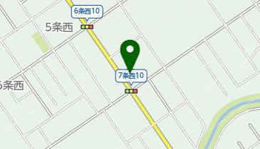 セブンイレブン 岩見沢7条店の地図画像