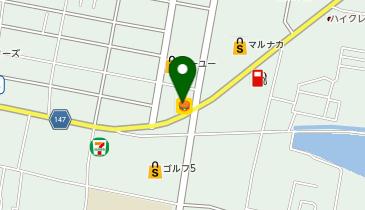 サーティワンアイスクリーム 高松レインボー店の地図画像
