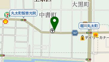 タイムズ大宮丸太町の地図画像