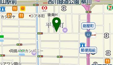 タイムズ平和町の地図画像