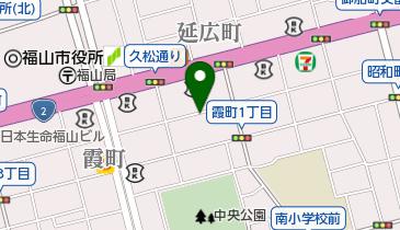 タイムズ霞町の地図画像