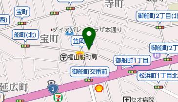 タイムズ御船町の地図画像