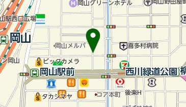 タイムズ駅前町の地図画像