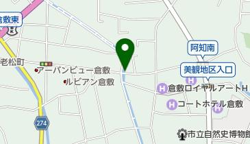 タイムズ阿知3丁目の地図画像