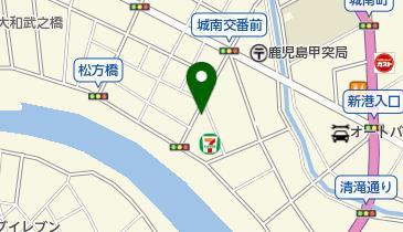 タイムズ甲突町第2の地図画像