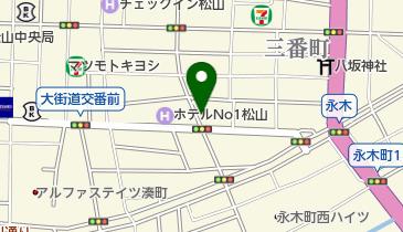 タイムズ千舟町第2の地図画像