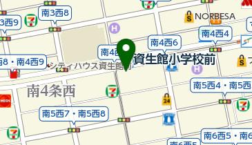 タイムズステーション札幌すすきのの地図画像