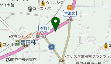 タイムズ富田林駅前の地図画像