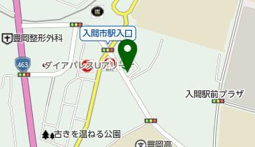 タイムズ入間の地図画像