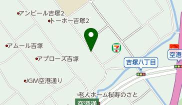 タイムズ吉塚の地図画像