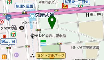 タイムズ東桜第3の地図画像