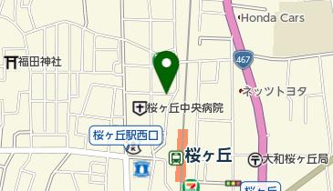 相石パーク福田の地図画像