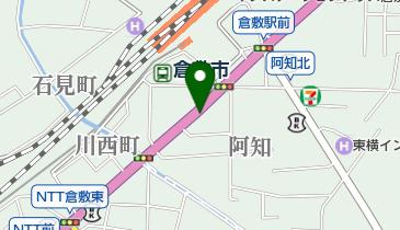 タイムズ倉敷駅前第3の地図画像