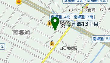 タイムズ南郷13丁目の地図画像
