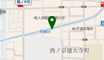 タイムズ西ノ京塚本町の地図画像