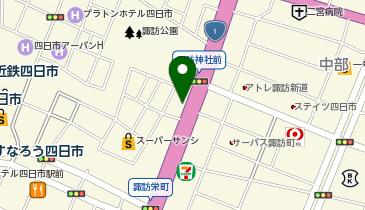 タイムズ諏訪栄町第4の地図画像