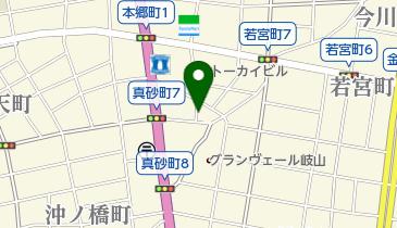 タイムズ柳ヶ瀬通の地図画像
