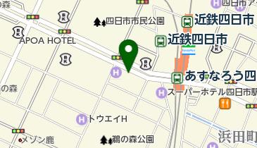 タイムズ四日市駅前第2の地図画像