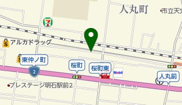 タイムズ明石東仲ノ町の地図画像