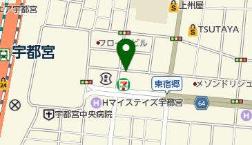 タイムズ宇都宮東宿郷第2の地図画像