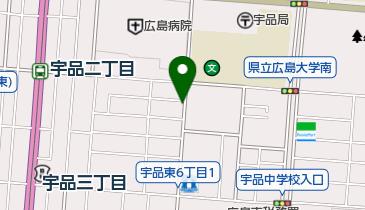 タイムズ宇品神田第3の地図画像