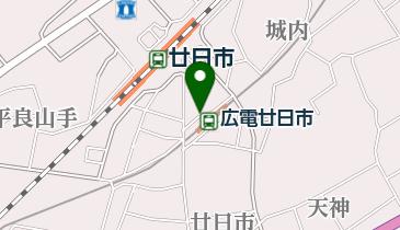 タイムズ廿日市駅前の地図画像