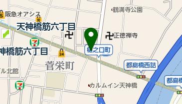 タイムズ大阪国分寺第2の地図画像