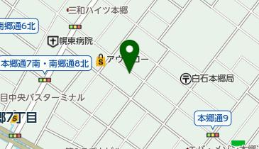 タイムズ本郷通8南の地図画像