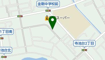タイムズUR金剛の地図画像
